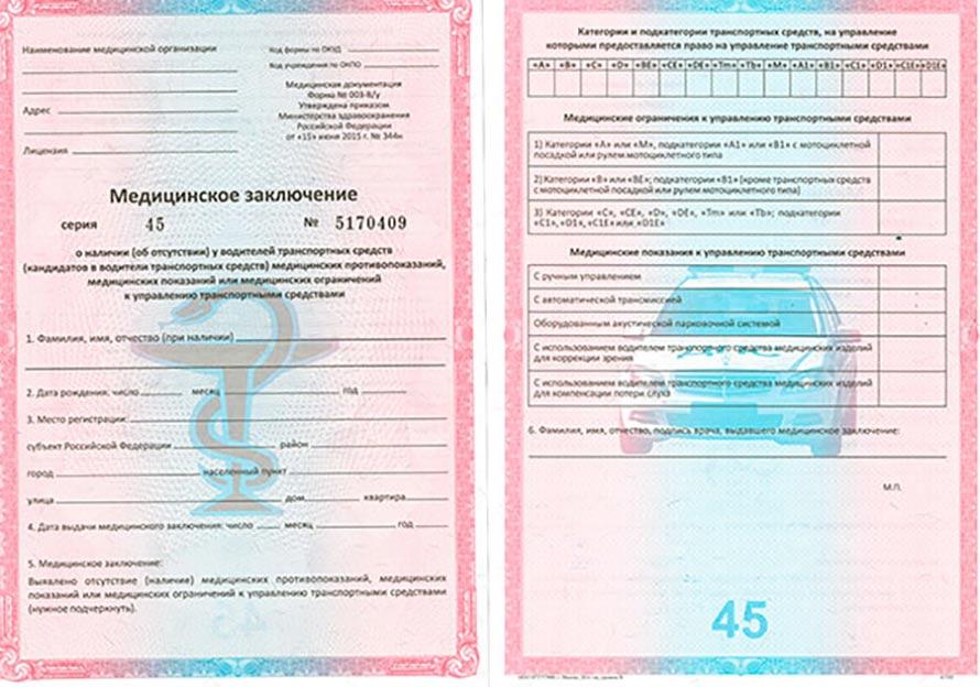 Медицинская справка форма n 083 у-89 в екатеринбурги Справка ПНД для госслужбы Дмитровская