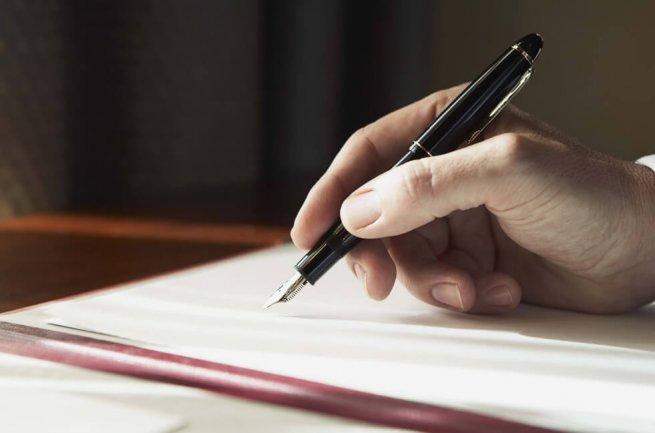 составление заявления для восстановления паспорта