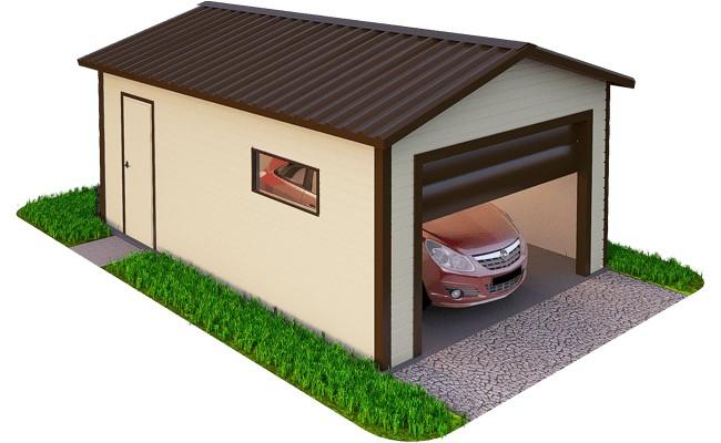 Как оформить в собственность гараж без документов