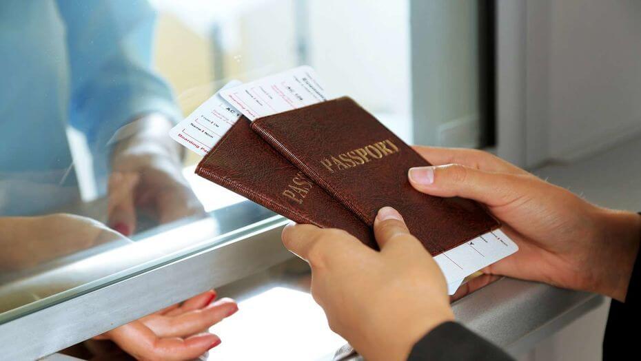 Общий регламент выезда за границу в РФ