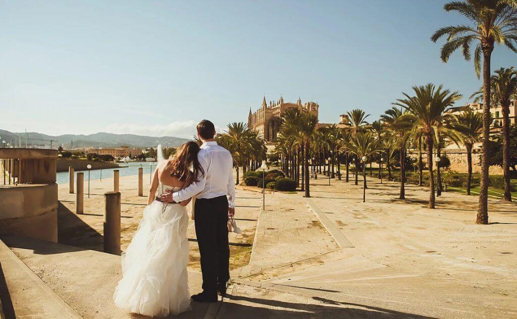 брак в испании