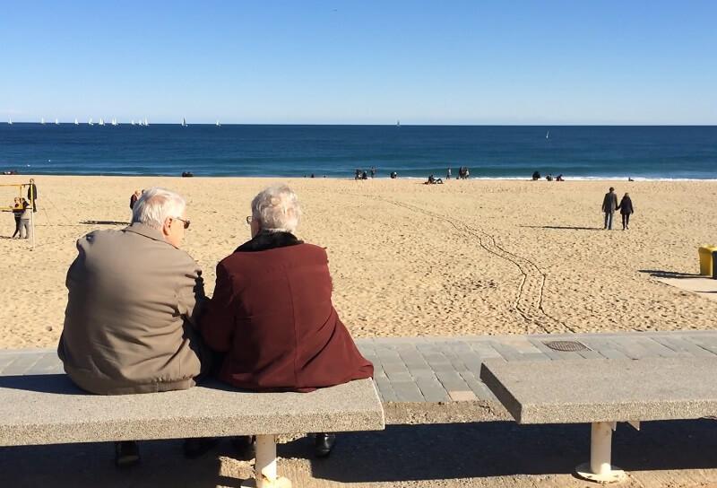 пенсия внж в Испнаии